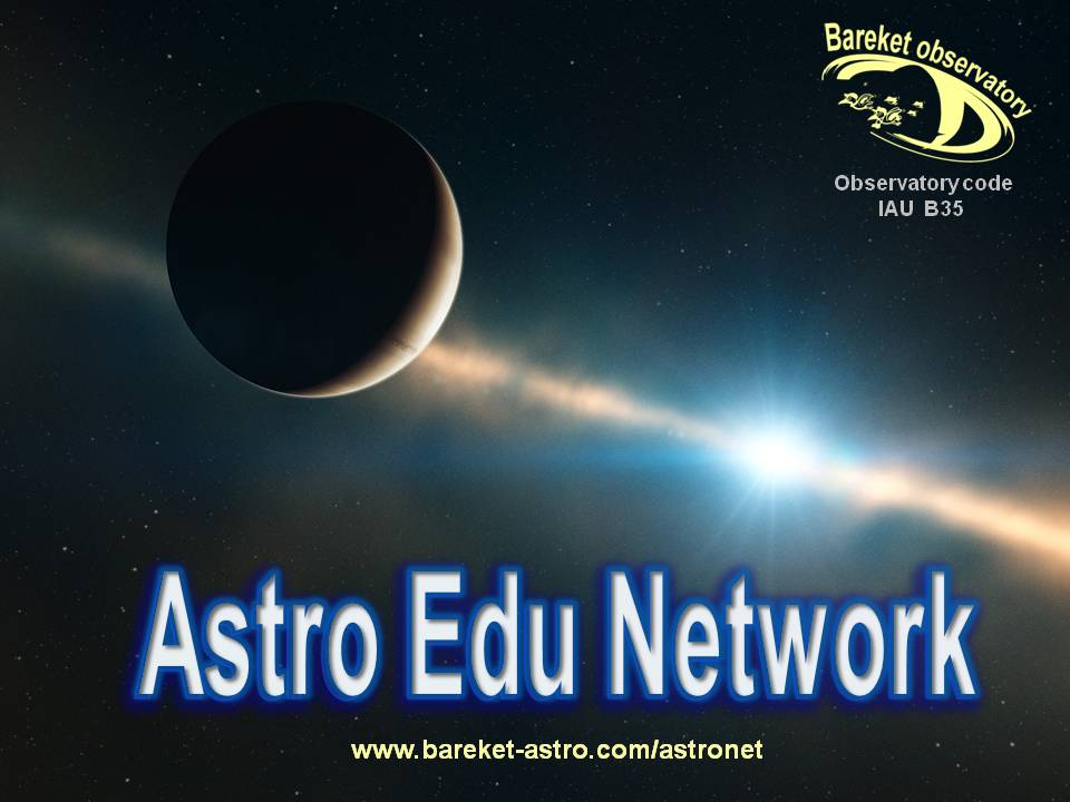 Science-Astronomy Projects