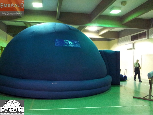 emerald inflatable planetarium 7 2